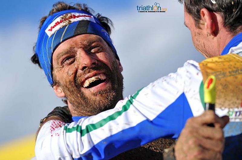 Giuseppe Lamastra bronzo Elite ai Mondiali di Winter Triathlon!