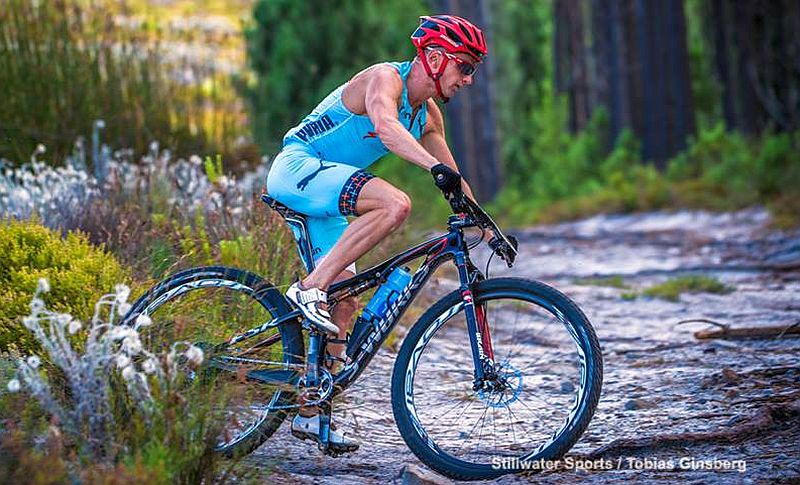 Weiss e Duffy rulli compressori all'XTERRA South Africa