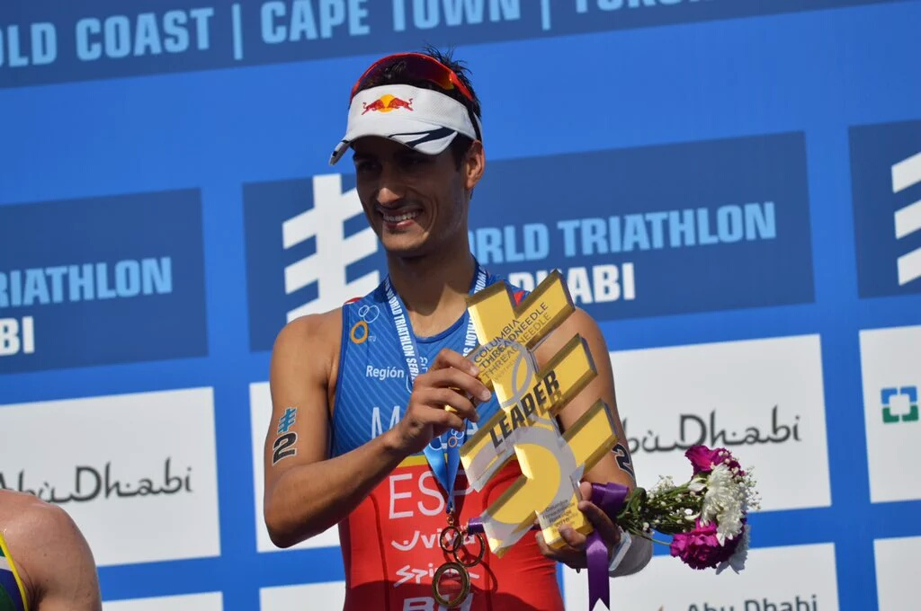 Flash ITU World Triathlon Abu Dhabi: Mola e Stimpson