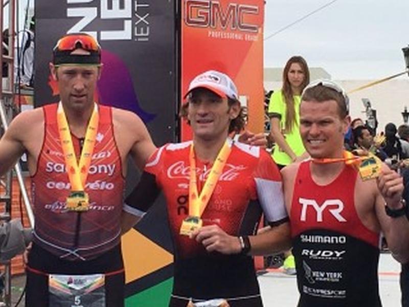 Tim Don, Heather Wurtele Victorious In Monterrey