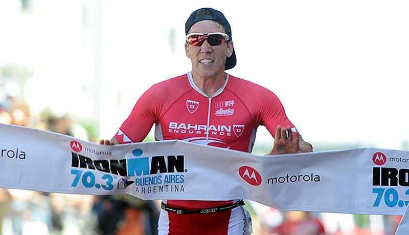 Gli azzurri all'Ironman 70.3 Buenos Aires e Philippines