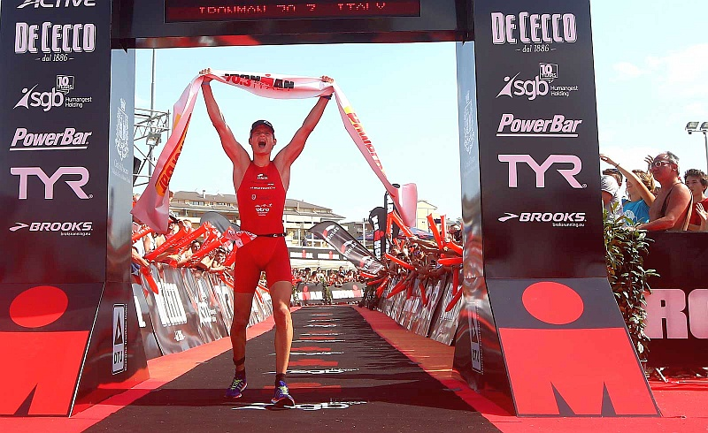 "Pescara entra nel triathlon olimpico ""5i50"" targato Ironman"