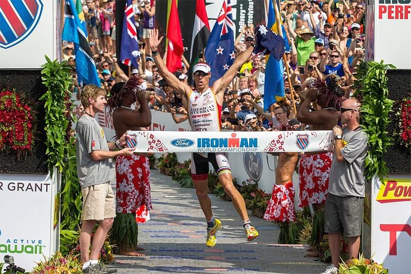 Craig Alexander ambasciatore dei nuovi Ironman in Cina