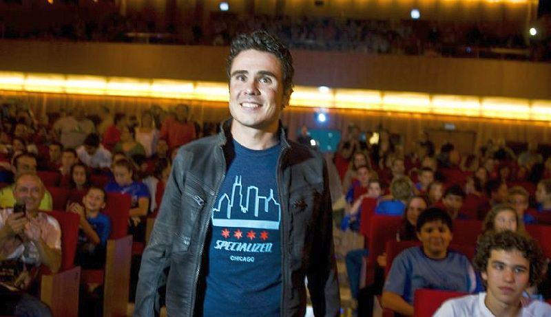 Javier Gomez farà il suo debutto nell'Ironman!