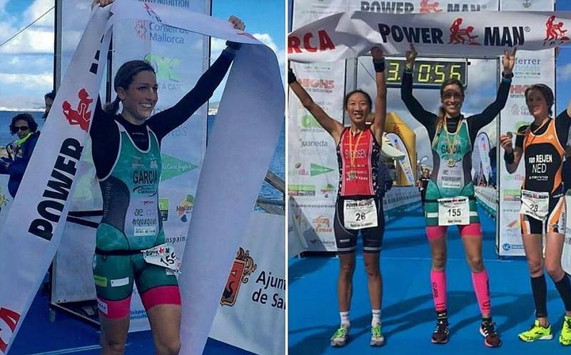 Powerman Mallorca a Mavi Garcia e Soren Bystrup