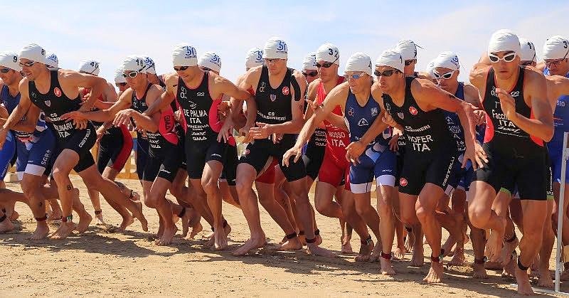 In Romagna la nuova tri-sfida Sportur Triathlon Cervia