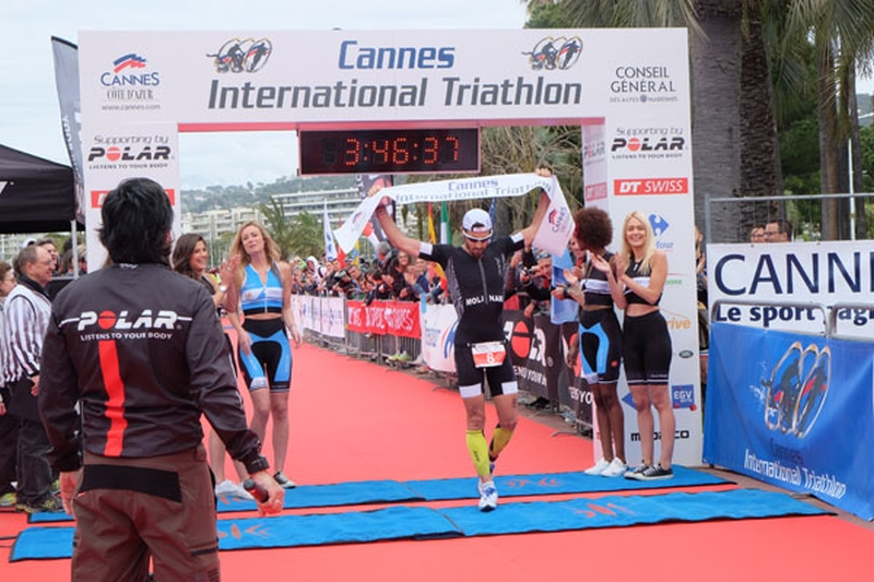 Giulio Molinari alla conquista del Cannes Triathlon! Starting List