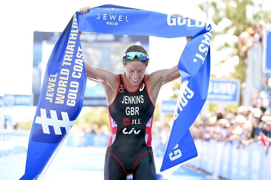 Mario Mola ed Helene Jenkins vincono l'ITU World Triathlon Gold Coast