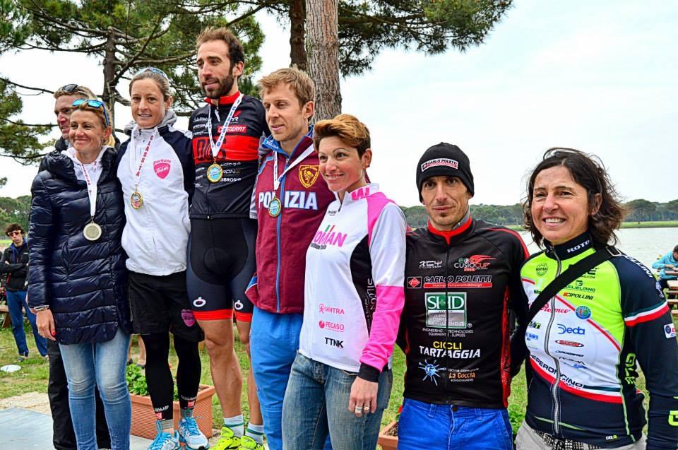 La Starting List di Irondelta di Primavera triathlon medio di Lido di Volano