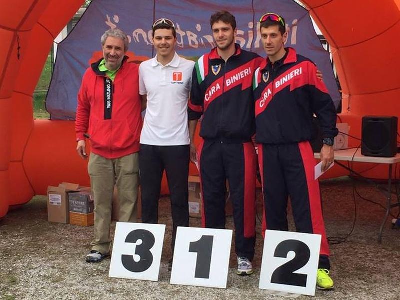 Triathlon Fossano a Tiziana Aloisi e Massimo De Ponti
