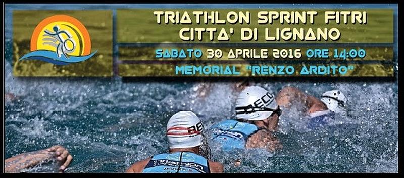 Triathlon Città di Lignano Sabbiadoro chiude iscrizioni