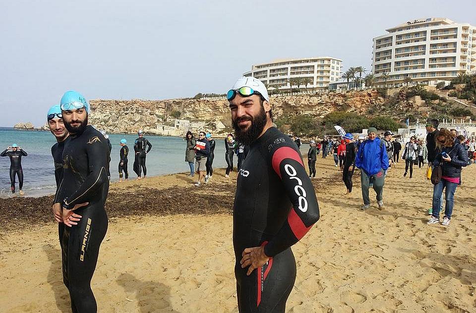 Roger Serrano e Brigitta Poor d'oro all'XTERRA Malta