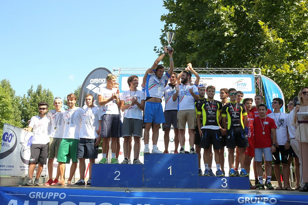 Cremona ospita i giovani del Triathlon, la start list