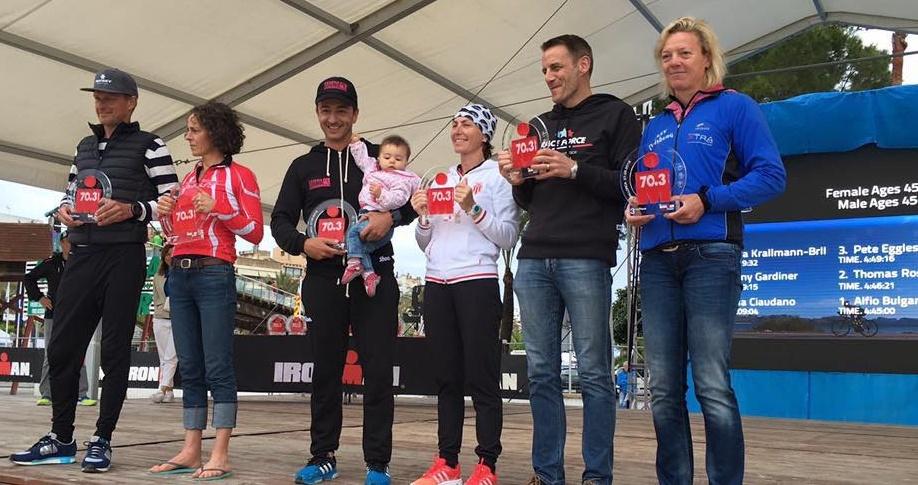 #ITAFinisher Ironman 70.3 Mallorca, Vietnam e St.George