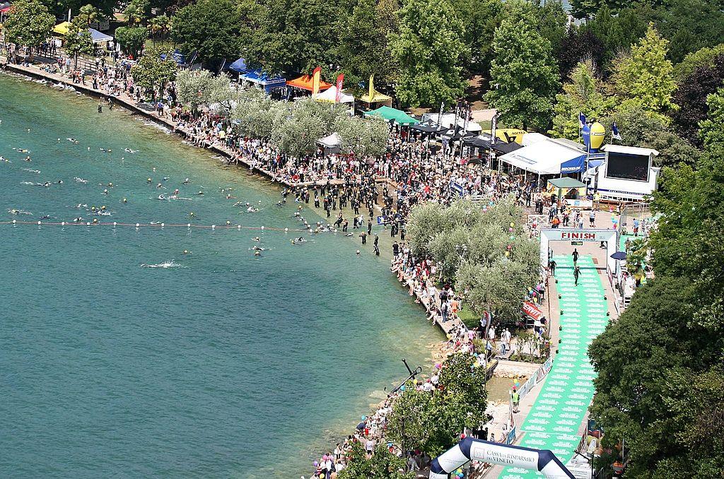 Triathlon di Bardolino, la gara da fare e… rifare. Ecco il perché