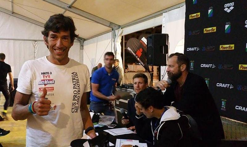 Ironman 70.3 Italy 2016, parola di Sciarro