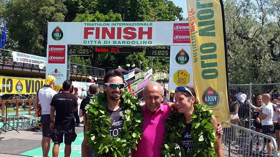 Da Olimpiadi il Triathlon Internazionale di Bardolino!