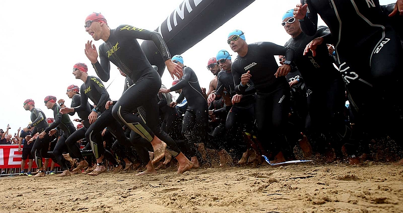 Le stelle di Ironman 70.3 Italy, starting list