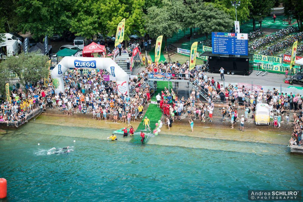 L'elenco iscritti al 33° Triathlon Internazionale di Bardolino