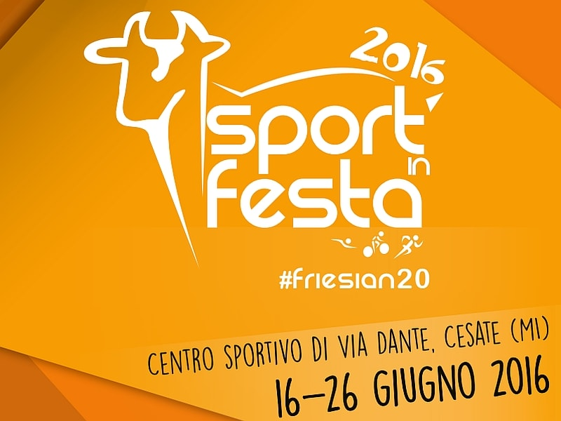 Sport in Festa 2016 a Cesate