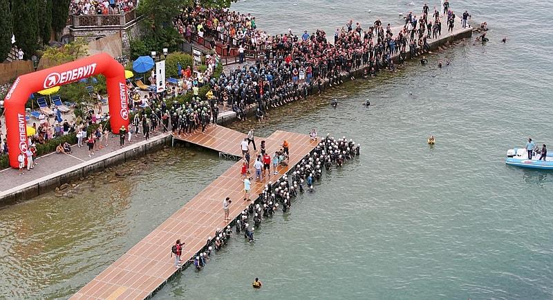 La start list e le info utili del Triathlon Internazionale di Bardolino