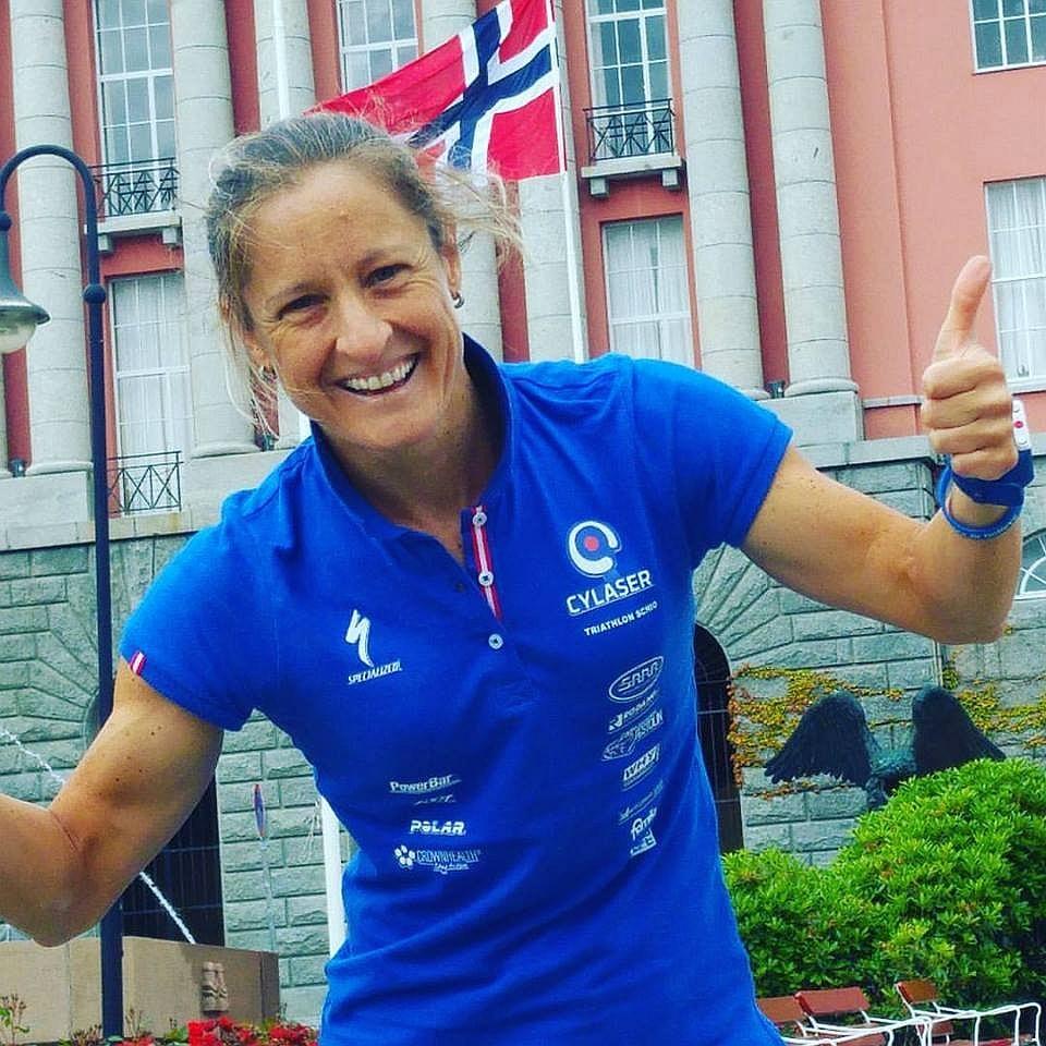 Martina Dogana pronta per l'Ironman 70.3 Norway