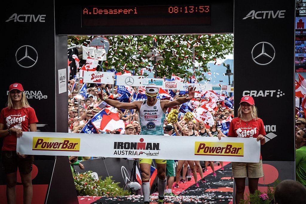 Alessandro Degasperi qualificato per l'Ironman Hawaii 2016!