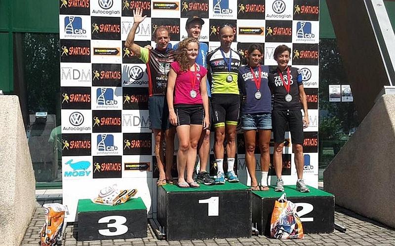 Risultati triathlon 20 e 21 agosto 2016