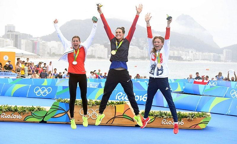 Risultati Rio 2016 Triathlon Donne