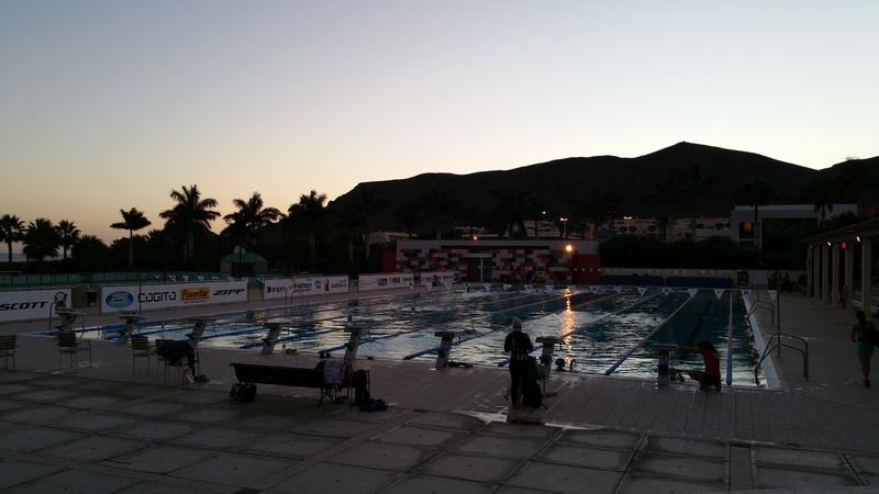 """Con FCZ al """"Playitas Triathlon Camp"""" – Pro Train – Trisutto.com!"""