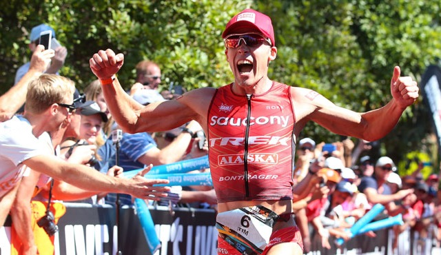 Holly Lawrence e Tim Reed iridati all'Ironman 70.3 Mooloolaba