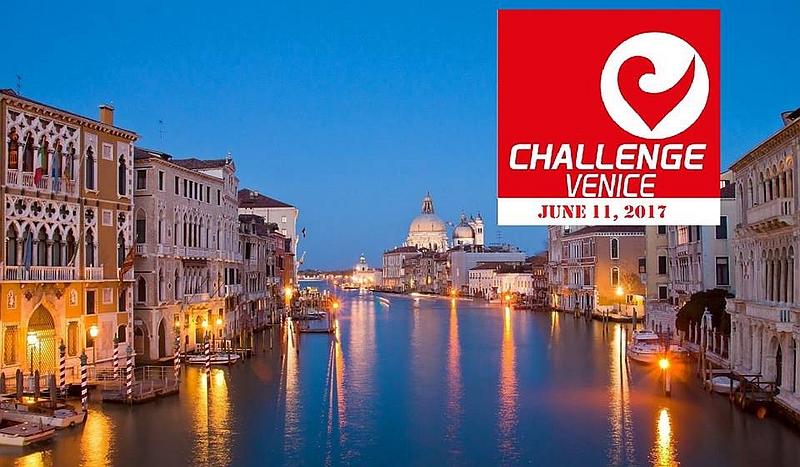 Challenge Venice si sposta all'11 giugno 2017