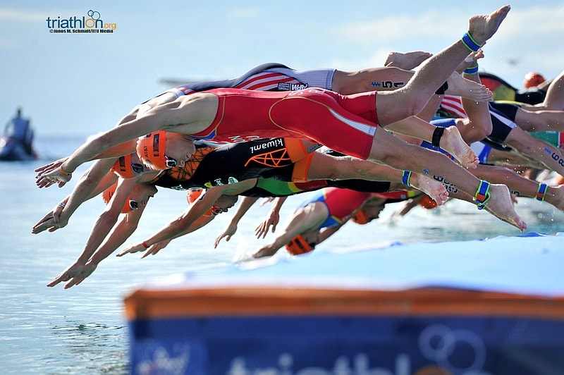 Al Mondiale di Cozumel triatleta inglese positivo