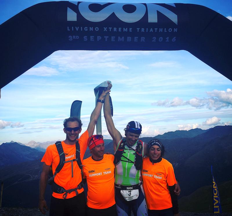 Entusiasma la prima di ICON Livigno Xtreme Triathlon