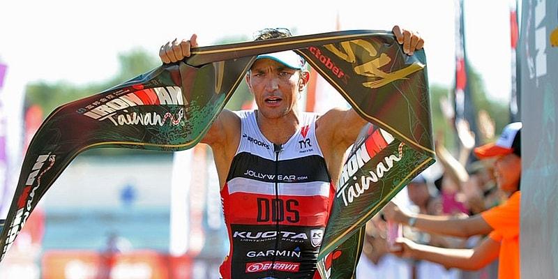 Daniel Fontana vince l'Ironman Taiwan!