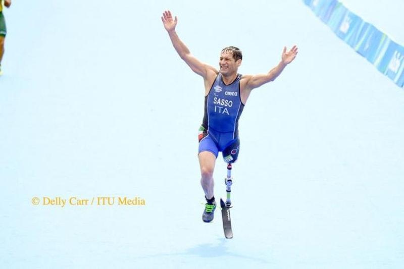 Gazzetta Sports Awards: votiamo il nostro Gianni Sasso come paralimpico dell'anno!