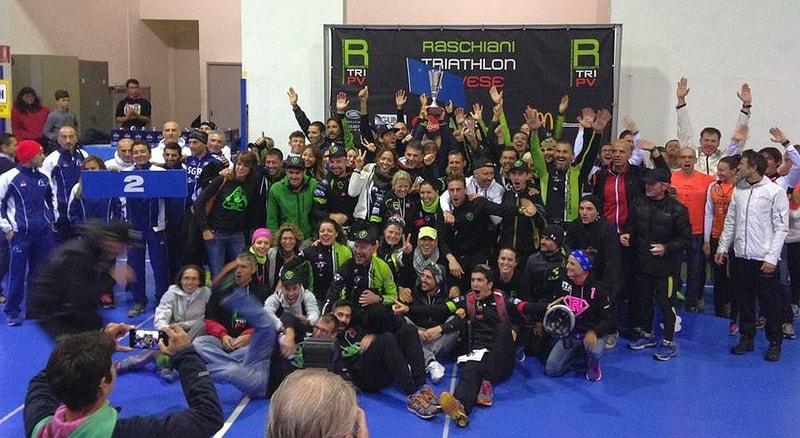Triathlon 22 e 23 ottobre 2016