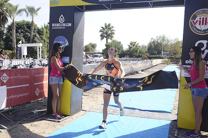 Si conclude a Catania la Sicily Triathlon Series