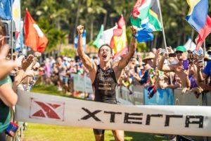 Il trionfo iridato del giovane messicano Mauricio Mendez all'XTERRA Maui 2016