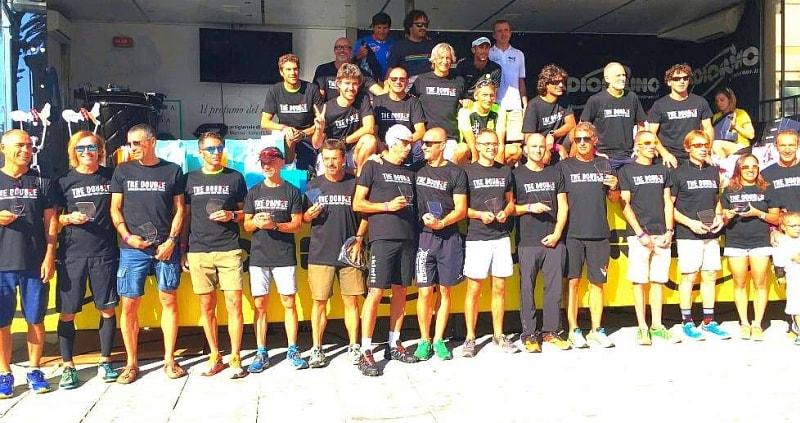 THE DOUBLE: la sfida di Elbaman e Challenge Venice!