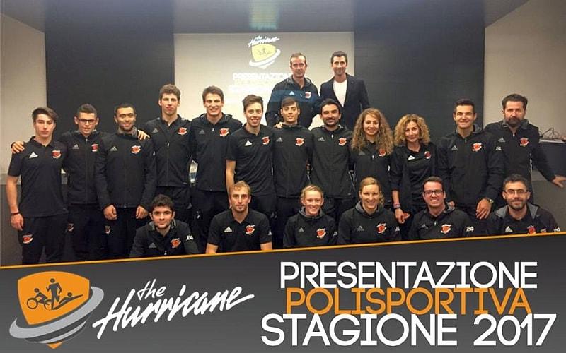 """""""The Hurricane Team"""": un uragano in riva all'Adriatico"""