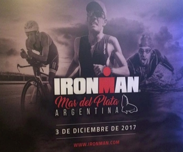 Argentina Welcomes Ironman Mar del Plata