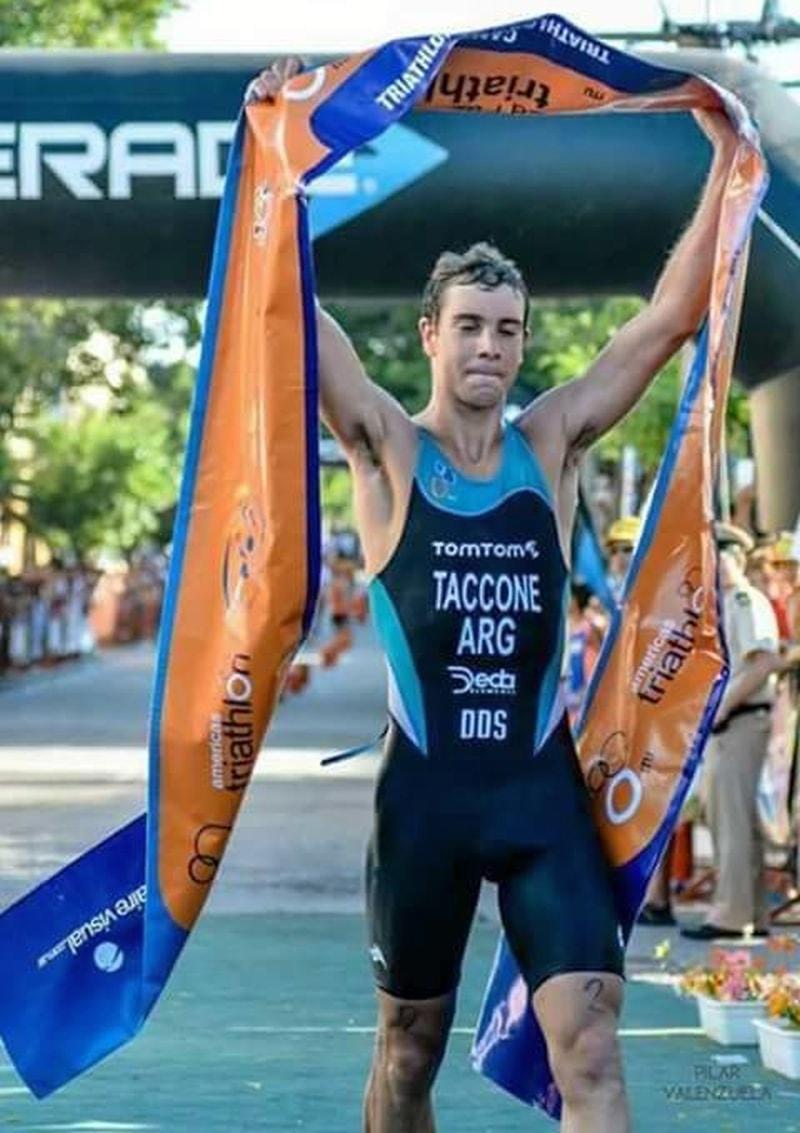 Luciano Taccone campione Panamericano!