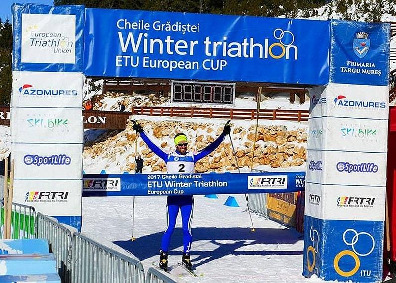 Doppietta azzurra in Coppa Europa Winter Triathlon!