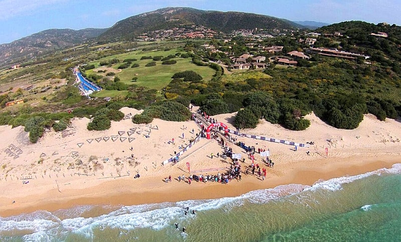 Tariffa agevolata Chia Sardinia Triathlon 70,3