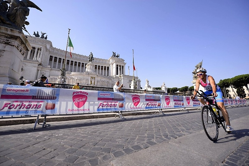 Benvenuto Challenge Roma!