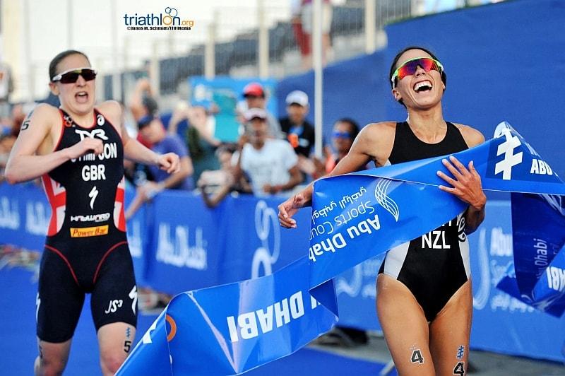 Torna l'ITU World Triathlon Series: quanti campioni ad Abu Dhabi!