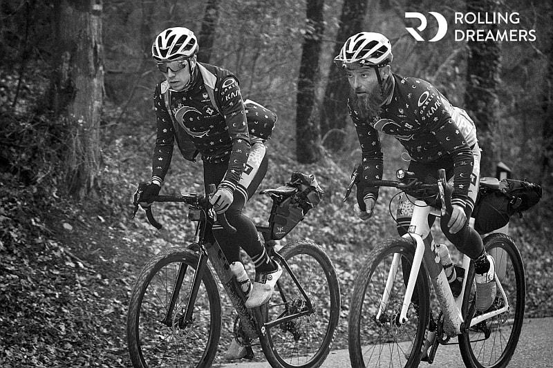 I Rolling Dreamers verso la Paris-Roubaix Challenge!