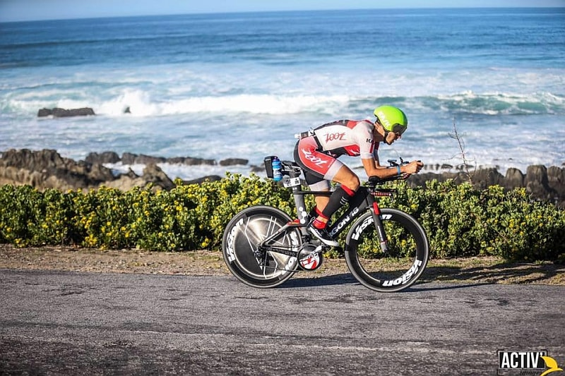 Nella 2^ puntata di Triathlon Zone c'è Giulio Molinari!