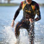 Daniel Fontana fuori dall'acqua all'Irondelta di Primavera 2017 (Foto: Dani Fiori)